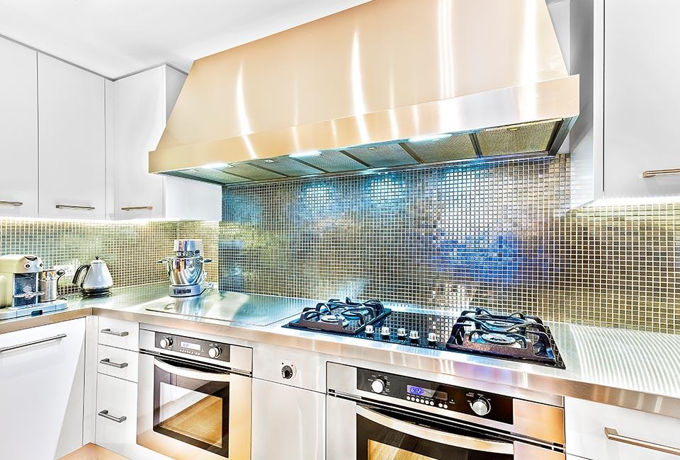 Kitchen cabinet design in Pflugerville