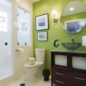 Small Bathroom Remodel in Austin, Texas