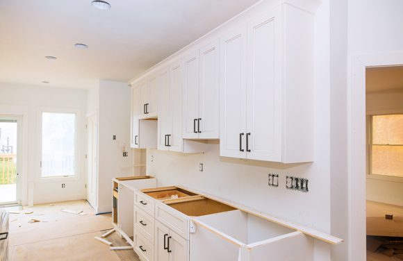 kitchen cabinets in Cedar Park