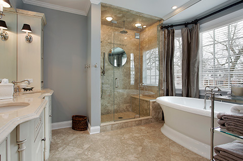 Bathroom Remodeling in Cedar Park, Round Rock, Austin, Georgetown TX