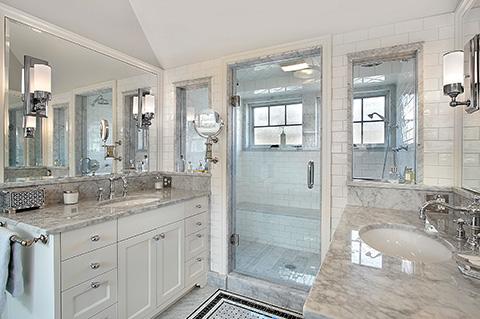 Bathroom renovation in Austin complete restoration