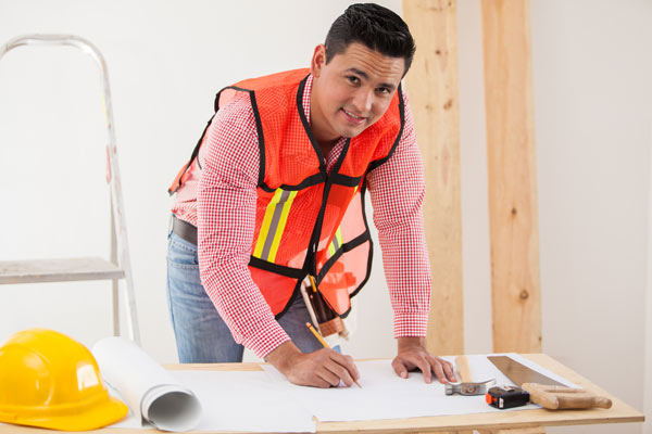 General Contractor Serving Austin, TX, Drafting for Home Remodeling Project