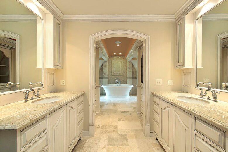 Bathroom remodeling in Georgetown, TX