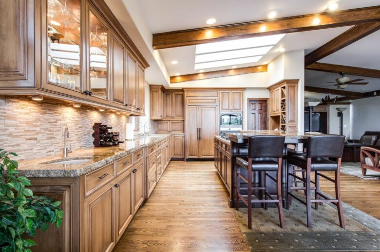 Kitchen Design, Kitchen Cabinets, and Kitchen Remodeling in Georgetown, TX